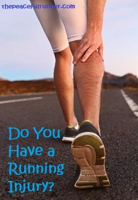 A running injury