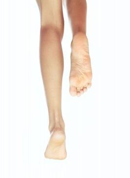 Barefoot Running Injury