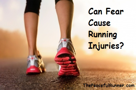 Fear Cause Running Injuries