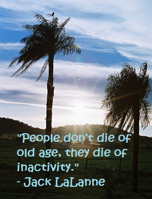 Physical Inactivity Can Kill You