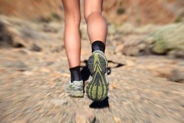 Running Foot Strike