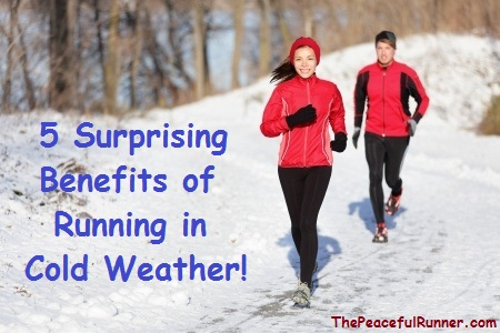 Running in cold weather