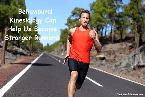Behavioural Kinesiology and Running