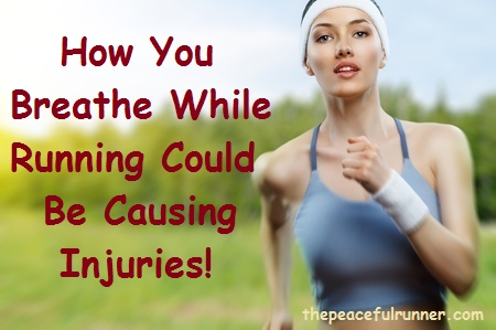 How You Breathe While Running