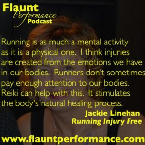 Reiki for Runners