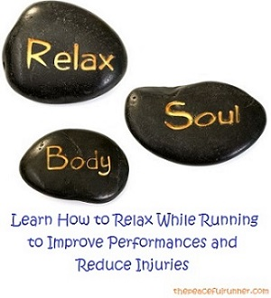 How to Relax When Running