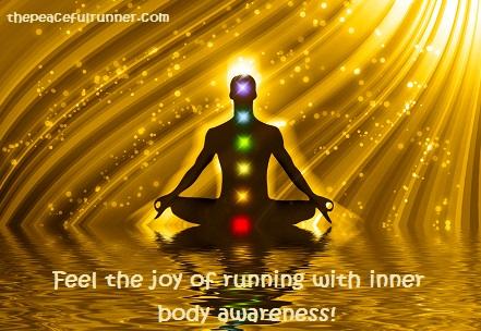 Inner Body Awareness and Running