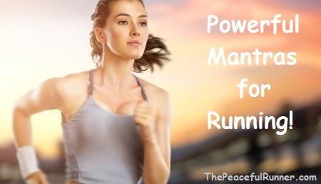 mantras for running
