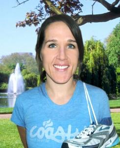 Marathon Success Jill Bruyere