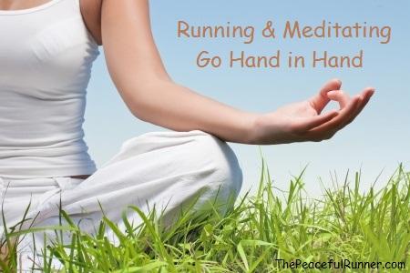 Running And Meditating