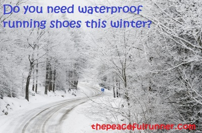 Waterproof Running Shoes